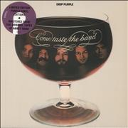 Click here for more info about 'Deep Purple - Come Taste The Band - Purple Vinyl - Sealed'