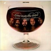 Deep Purple Come Taste The Band - Sealed USA vinyl LP