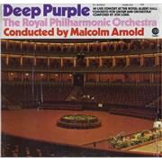 Deep Purple Concerto For Group & Orchestra Mexico vinyl LP