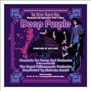 Deep Purple Concerto For Group And Orchestra + Slipcase UK 2-CD album set