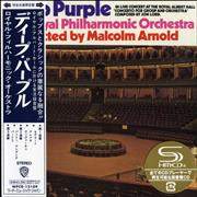Deep Purple Concerto For Group And Orchestra Japan SHM CD
