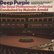 Click here for more info about 'Deep Purple - Concerto For Group And Orchestra - 1st - EX'