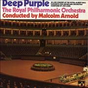 Deep Purple Concerto For Group And Orchestra France vinyl LP
