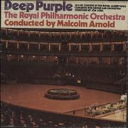 Deep Purple Concerto For Group And Orchestra USA Reel to Reel