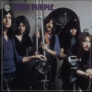 Click here for more info about 'Deep Purple - Deep Purple + insert'
