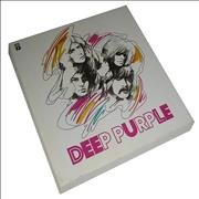 Deep Purple Deep Purple - Sealed Greece vinyl box set