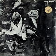 Deep Purple Deep Purple - Sealed Sweden vinyl LP