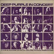 Click here for more info about 'Deep Purple - Deep Purple In Concert - EX'