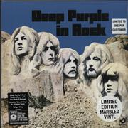 Click here for more info about 'Deep Purple - In Rock - 180gm - Grey - Sealed'