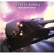 Deep Purple Deepest Purple - Test Pressing UK vinyl LP
