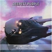 Deep Purple Deepest Purple - The Very Best Of UK 2-disc CD/DVD set