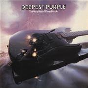 Deep Purple Deepest Purple - Harvest labels UK vinyl LP