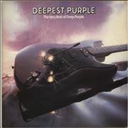 Deep Purple Deepest Purple Ireland (republic of) vinyl LP