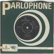 "Deep Purple Emmaretta UK 7"" vinyl"