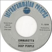 Click here for more info about 'Deep Purple - Emmaretta'