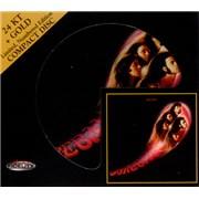 Deep Purple Fireball - Sealed USA CD album