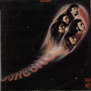 Deep Purple Fireball New Zealand vinyl LP