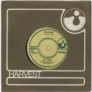 """Deep Purple Hallelujah - 4Pr UK 7"""" vinyl"""