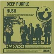 "Deep Purple Hush / Speed King - RSD11 UK 7"" vinyl"