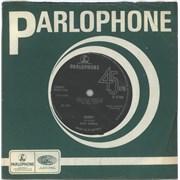 "Deep Purple Hush! - Solid UK 7"" vinyl"