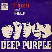 Click here for more info about 'Deep Purple - Hush'