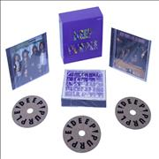 Deep Purple In Concert, Live In London & New. Live And Rare Japan 4-CD set