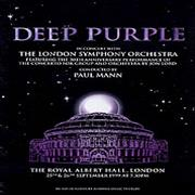 Deep Purple In Concert With The London Symphony Orchestra UK tour programme