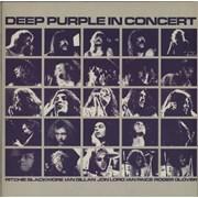 Deep Purple In Concert Netherlands 2-LP vinyl set