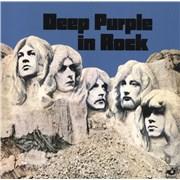 Deep Purple In Rock - 180 gram UK vinyl LP