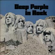 Click here for more info about 'Deep Purple - In Rock - 1st - EX'