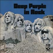 Click here for more info about 'Deep Purple - In Rock - 3rd - EX'
