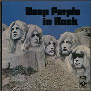 Deep Purple In Rock - Made In USA UK vinyl LP
