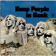Deep Purple In Rock - Sealed USA vinyl LP