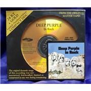 Deep Purple In Rock USA CD album
