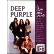 Deep Purple In Their Own Words - Sealed DVD & Book UK DVD