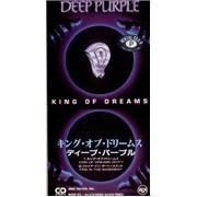 "Deep Purple King Of Dreams Japan 3"" CD single"