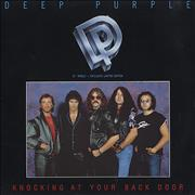 Click here for more info about 'Deep Purple - Knocking At Your Back Door'
