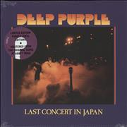 Click here for more info about 'Deep Purple - Last Concert In Japan - 180 Gram Purple Vinyl - Sealed'