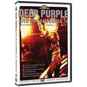 Deep Purple Live At The California Jam 1974 UK DVD