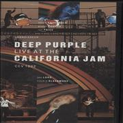 Click here for more info about 'Deep Purple - Live At The California Jam'