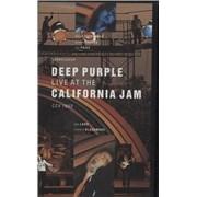 Deep Purple Live At The California Jam UK video