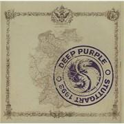 Deep Purple Live In Stuttgart UK 2-CD album set
