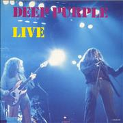 Click here for more info about 'Deep Purple - Live'