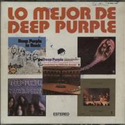 Click here for more info about 'Deep Purple - Lo Mejor De Deep Purple - 3-lp Box - VG'
