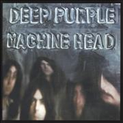 Deep Purple Machine Head - 180 gram UK vinyl LP