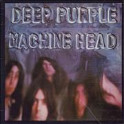 Click here for more info about 'Deep Purple - Machine Head - 2nd + Insert - VG'
