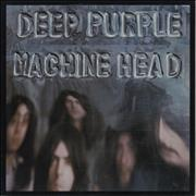 Deep Purple Machine Head - 3rd - EX UK vinyl LP