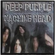 Deep Purple Machine Head - 3rd UK vinyl LP