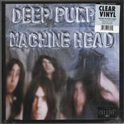 Click here for more info about 'Deep Purple - Machine Head - Clear Vinyl - Sealed'