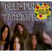 Deep Purple Machine Head - Purple Vinyl + Insert France vinyl LP